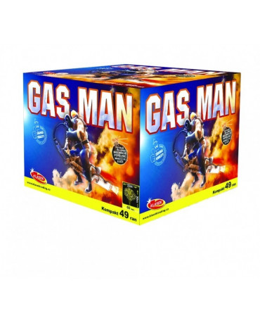 Gas Man 49 rán 6ks/CTN