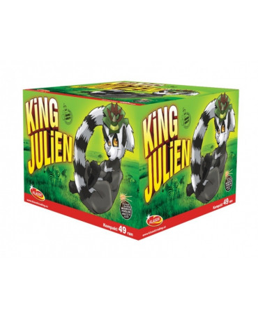 King Julien 49 rán 8ks/CTN