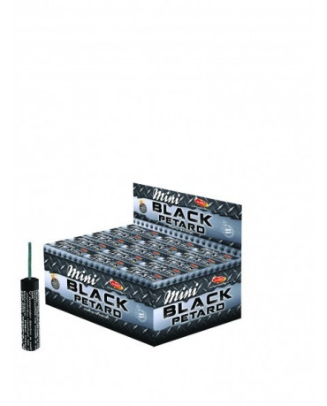 Mini Black petard 40ks   54ks/BAL