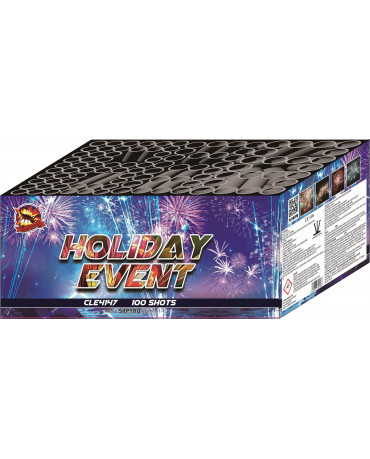 Holiday event 100r 20-25-30mm