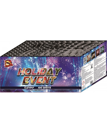 Holiday event 100r 20-25-30mm 2ks/CTN