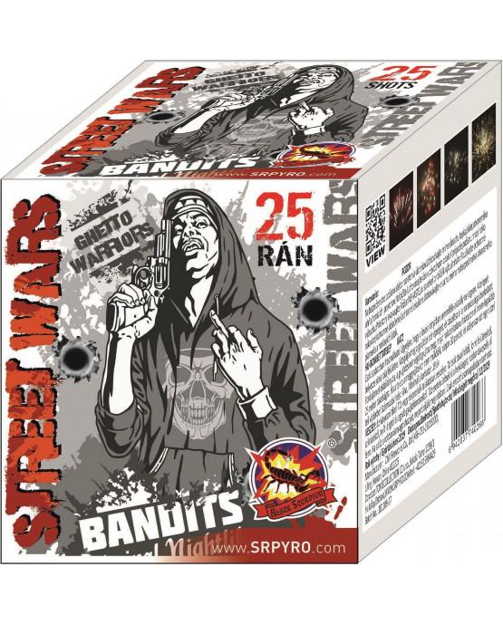 Street wars 25r 20mm 12ks/CTN