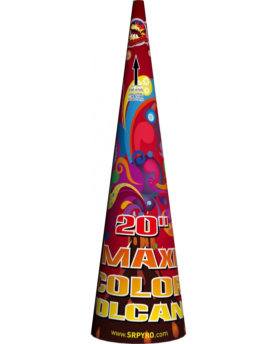 "Vulkán mega color 20"" 6ks/CTN"