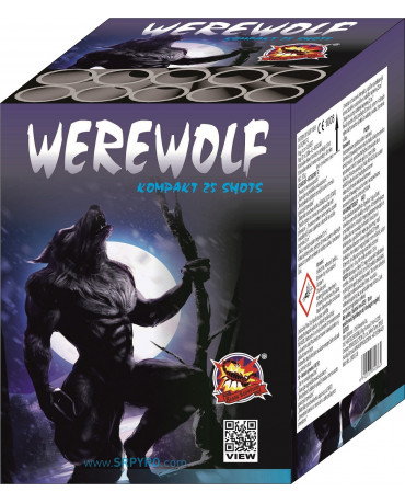 Werewolf  25r 30mm  4ks/CTN