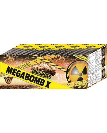 Mega bomb 150r 20mm 1ks