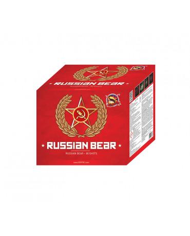 Ruský medveď 80r 25mm 2ks/CTN