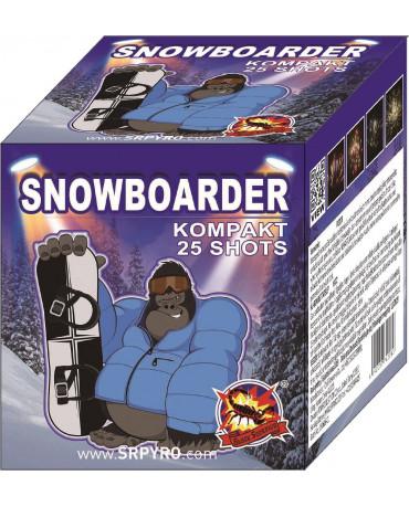 Snowboarder 25r 1ks
