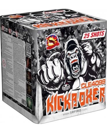 Kickboxer 25 rán 2ks/ctn