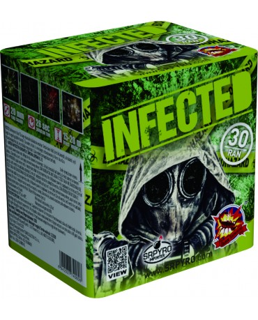 Infected 30r 20mm 12ks/CTN