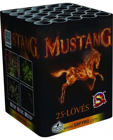 Mustang 25r 30mm 4ks/CTN