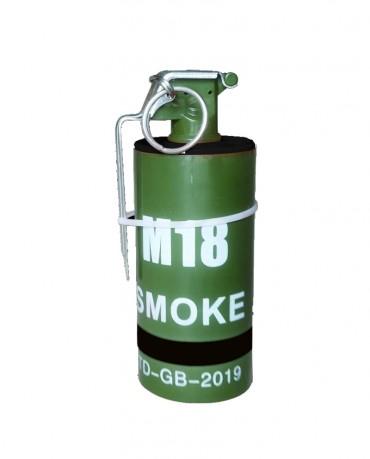 Smoke M18 black 12ks/ctn