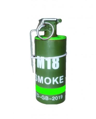Smoke M18 zelená 12ks/ctn