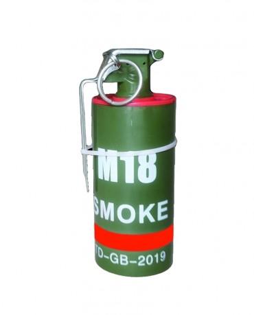 Smoke M18 červená 12ks/ctn