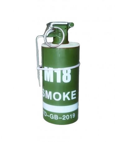 Smoke M18 biela 12ks/ctn