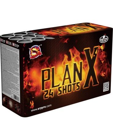 Plan X 24r 36mm 4ks/ctn