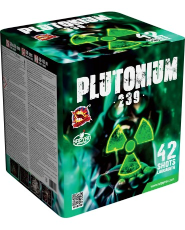 Plutonium 42ran 2ks/ctn