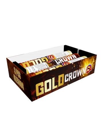 XL Gold crown 3ks 16bal/ctn