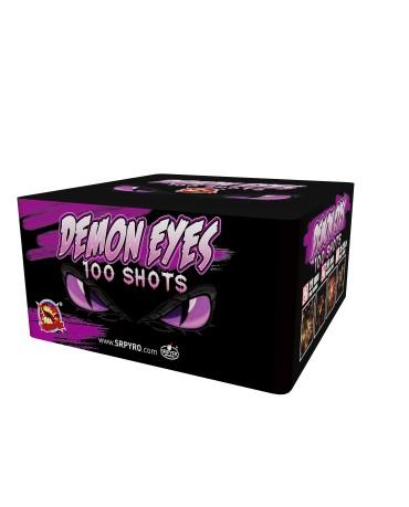 Demon eyes 100r 20mm 6ks/ctn