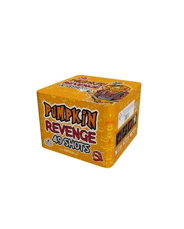 Pumpkin revenge 49r 25mm 4ks/ctn