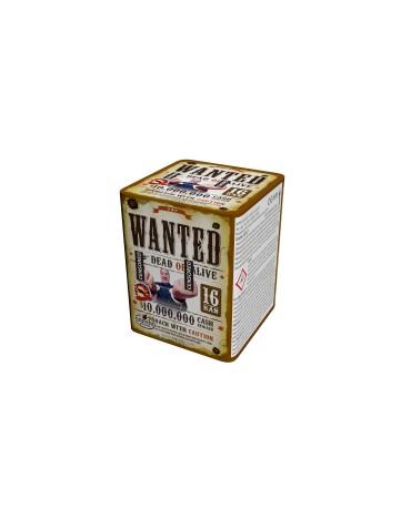 Wanted 16r 20mm 24ks/CTN
