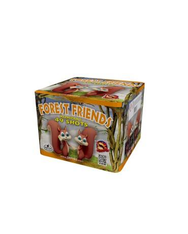 Forest friends 49r 25mm  4ks/CTN