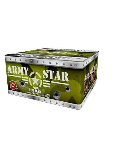 Army star 100r 20mm 6ks/ctn